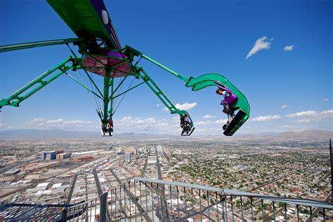 Insanity Stratosphere Tower Las Vegas Flickr Photo