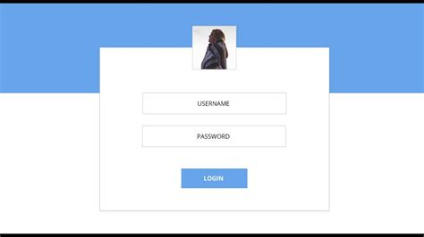 swing login form login form design for java swing application youtube