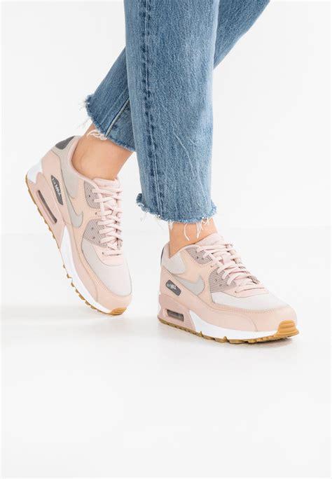 nike sportswear air max 90 sneaker low particle beige