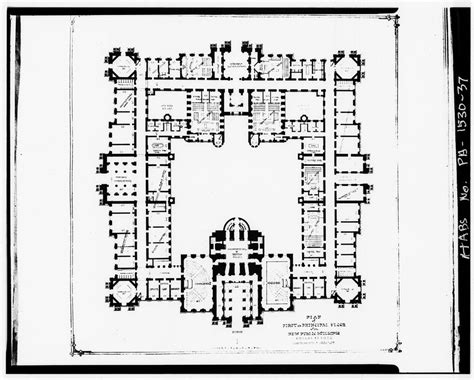 san francisco city hall floor plan archi maps