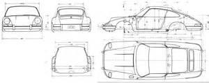 Porsche 911 Size The Blueprints Blueprints Gt Cars Gt Porsche Gt Porsche