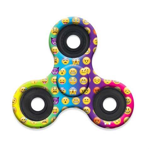 Fidget Spinner Tengkorak 3 Side Spinner Fidget Toys Berkualitas spinners squad fidget toys
