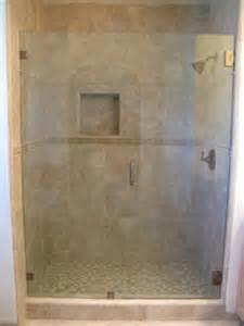 seamless shower doors