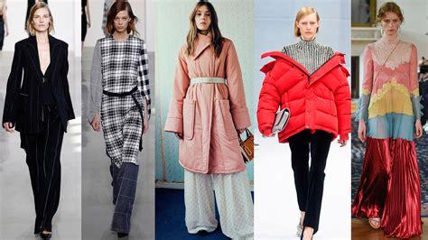 tendencia moda invierno 2017 mujer las 6 tendencias de moda que definen al invierno 2017 musa