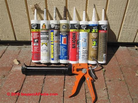 Silicone Gun Tebal Soligen how to use exterior caulks sealants for buildings