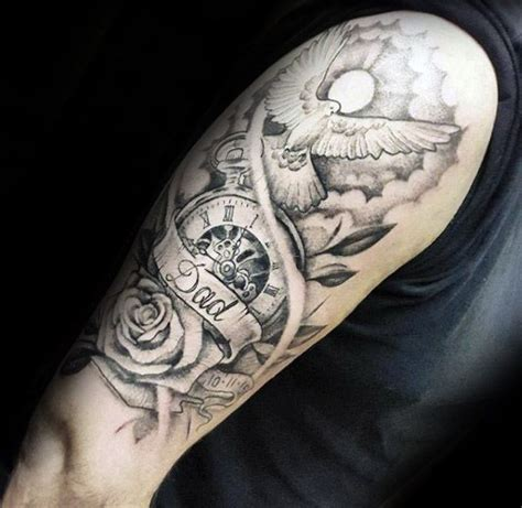 rip tattoo ideas for men 175 best memorial designs ideas cool check more at