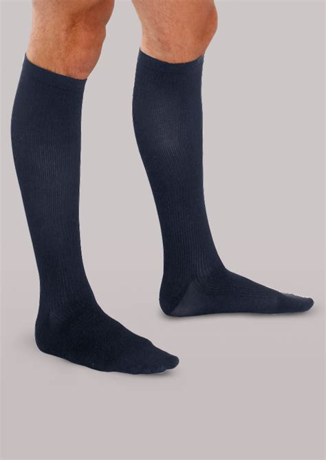 cvs light compression socks men s light support ribbed dress socks compression
