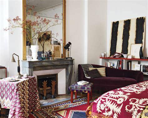 parisian home decor designer s chic paris apartment 171 interior design files