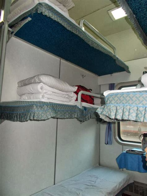 Soft Sleepers by Trains In China The Difference