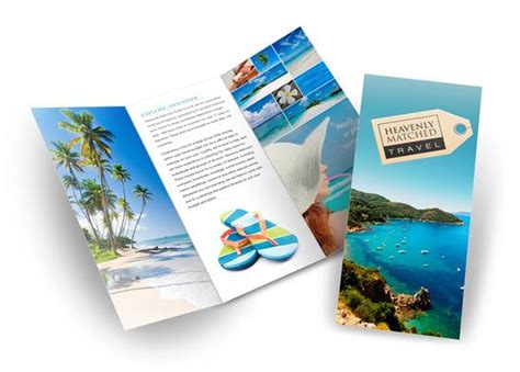 Design Inspiration Travel Brochure | 17 travel brochures that are worth seeing