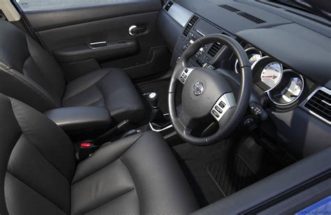 nissan tiida hatchback interior nissan tiida series 3 launched photos 1 of 9