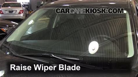 front wiper blade change mazda cx 5 (2013 2014) 2013