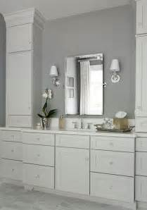 Gray Bathroom Cabinets Category Houses Home Bunch Interior Design Ideas