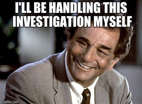Investigator Meme - ron burgundy meme imgflip