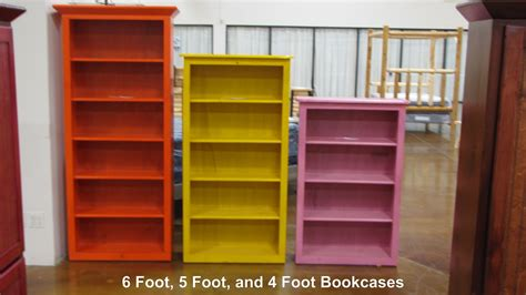 five foot bookshelf 28 images 5 foot wide bookshelf 28