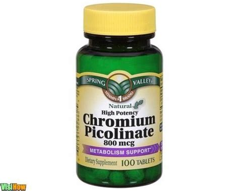 Chromium Picolinate Detox Liver by Lose Weight With Chromium With Chromium Picolinate