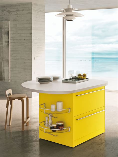 islanda cucina skyline 2 0 kitchen with island by snaidero design lucci