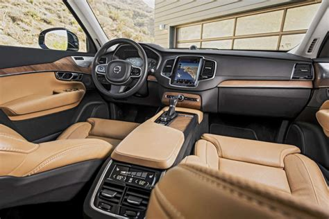 volvo suv interior 2017 volvo xc90 release date review price
