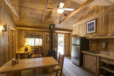 Pine Cabin by Pine Edge Cabins Silver Gate Montana Cground