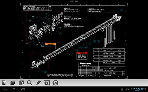 tappeto dwg etoolbox mobile cad viewer android apps on play