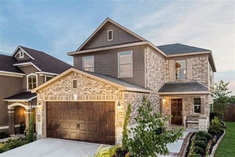 new homes for sale at canyons at trp in san antonio
