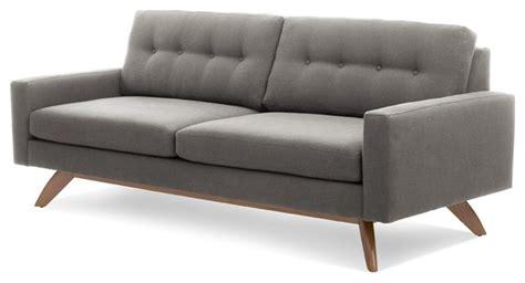modern sofa truemodern luna sofa modern sofas by true modern