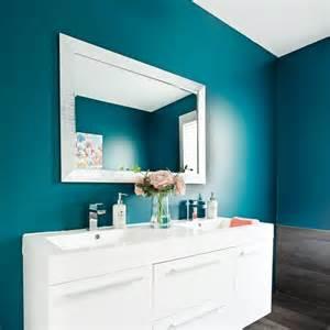 indogate decoration salle de bain bleu