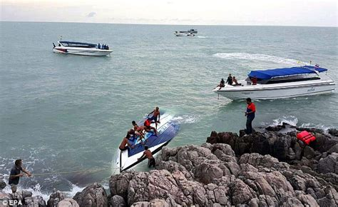 boat crash mexico australian woman injured in thailand boat crash that