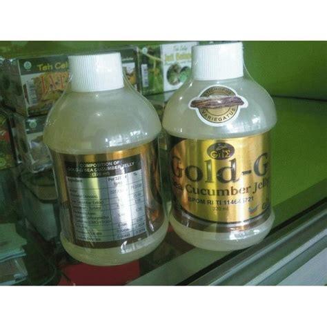 Jeli Gamat Jely Gamat Gnc Teripang Emas Obat Herbal Tradisiona gold g sea cucumber jelly ekstrak gamat teripang emas jeli agen distributor termurah grosir
