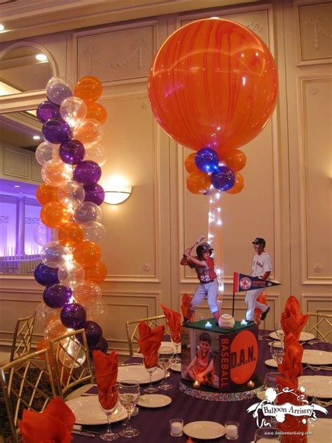 sports theme centerpieces 150 best images about sports banquet on