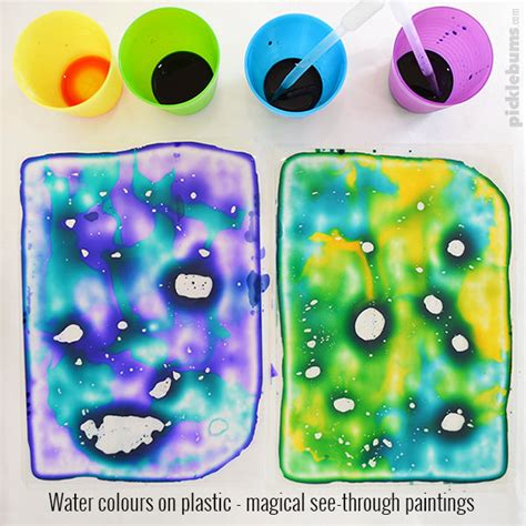 Mainan Magical Water Colours magical see through painting picklebums