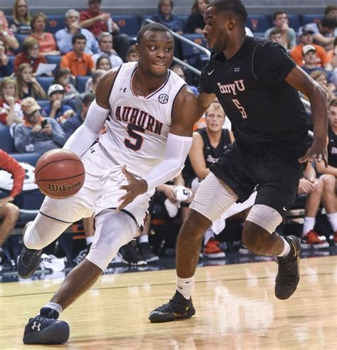Is Barry In Mba Combine by How Mustapha Heron Entering The Nba Draft Impacts Auburn