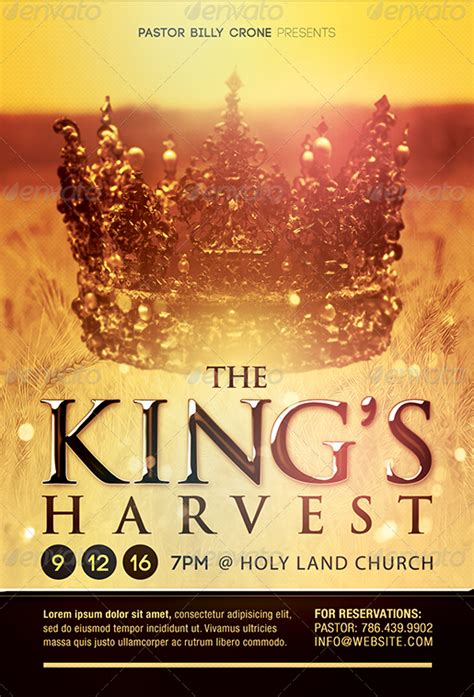 Best Harvest And Thanksgiving Flyer Templates Gospel Church Flyer Template