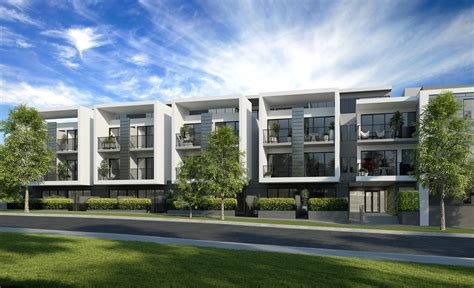 Appartments In Melbourne by New Apartments Melbourne The York Apartments Brunswick
