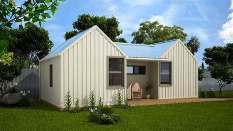 Granny Pods granny pods become a solution for retirees with limited