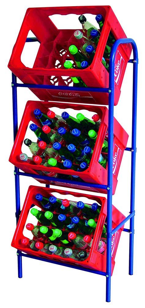 gestell aus kisten flaschenkastenst 228 nder getr 228 nke kasten st 228 nder regal kisten