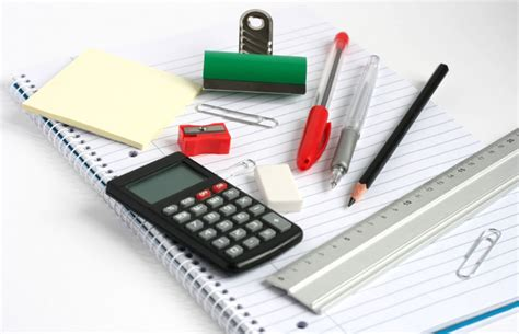 materia de oficina recursos materiales destino negocio