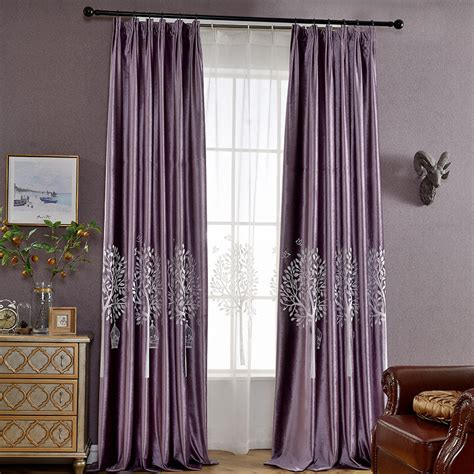 italian curtains design high quality italian velvet embroidered curtain europe