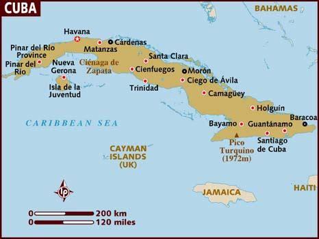 cuba map images map of cuba