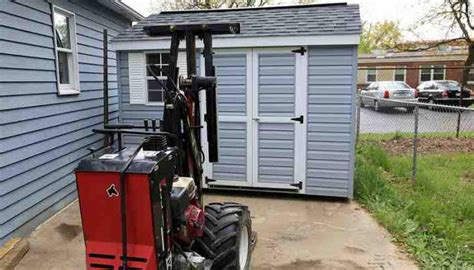 Mule Iv Shed Mover by Storage Building Shed Movers