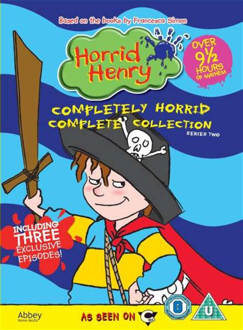 Bar Ware by Horrid Henry Completely Horrid Complete Collection