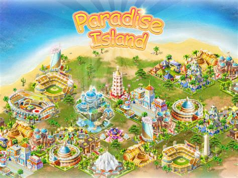 Own A Of Paradise by Paradise Island Insight City Builder