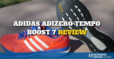 Adidas Giveaway Scam - adidas adizero tempo boost 7 review running shoes guru