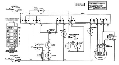 dishwasher motor wiring diagram dishwasher get free