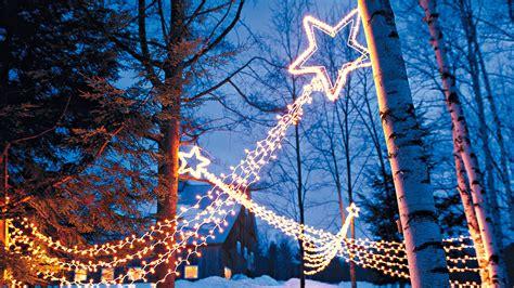 shooting star outdoor lights martha stewart