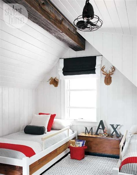 bedroom curtains for boys 109 best chalet images on pinterest chalet design