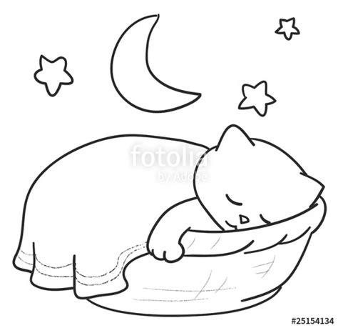 Cute Cartoon Cat Coloring Pages L L L L