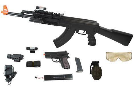 Airsoft Guns Electric Velocity Airsoft Ak47 Airsoft Electric Rifle Aeg Auto