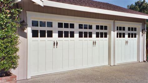 style garage carriage style garage doors carroll garage doors
