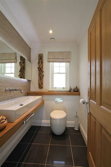 ideas  downstairs toilet  pinterest